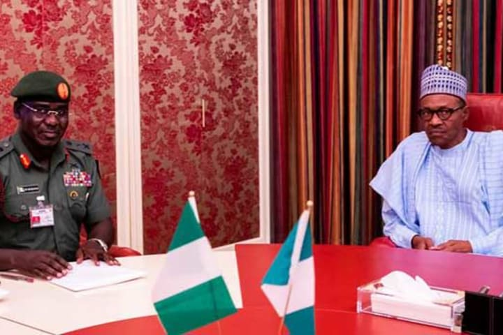 Lekki shooting: Sack Buratai, others now – CSOs tell Buhari