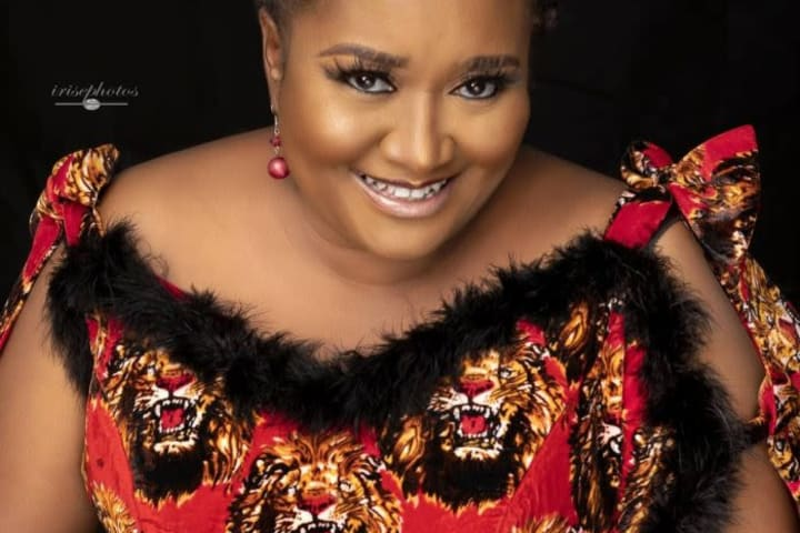Birthday messages pour in for Nollywood star Ebele Okaro