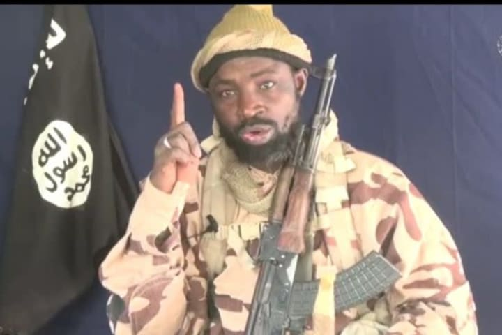 Nigerian govt lied, we killed more than 43 farmers – Shekau