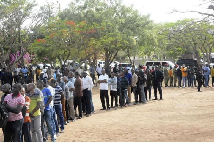 Over 29m Tanzanians head to the polls