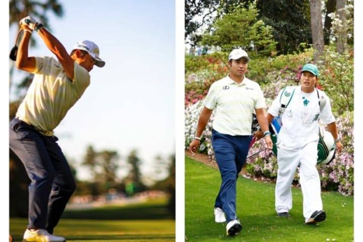 Japanese golfer Matsuyama wins first Masters
