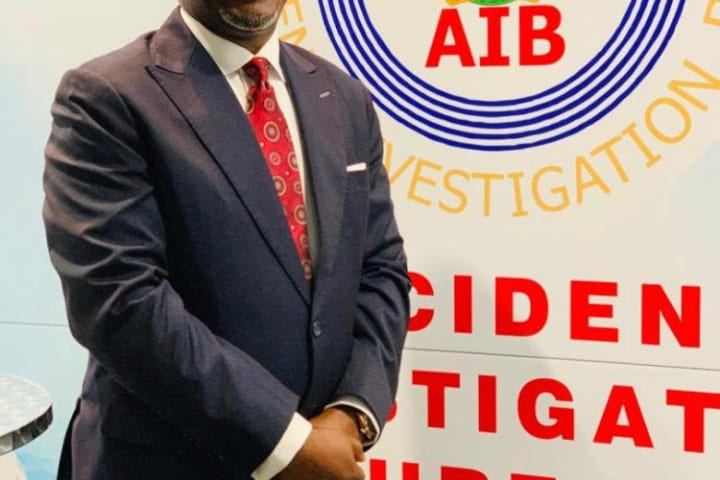 AIB recommends prevention measures to avert air space accident