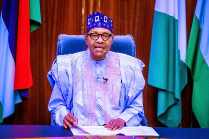 Buhari: Nigerians misconstrued our ban of SARS as sign of weakness (Full broadcast text)