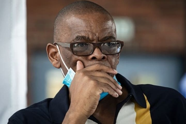Ace Magashule ANC top official suspended over corruption charge