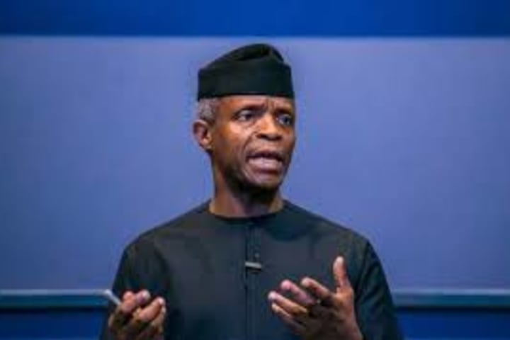 Osinbajo: Youths don't need to know anybody to benefit from SIPs
