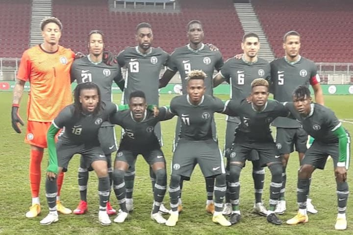 Nigeria drops by 3 spots in latest FIFA ranking
