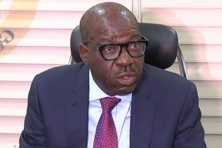Obaseki issues stern warning, ultimatum to fleeing inmates