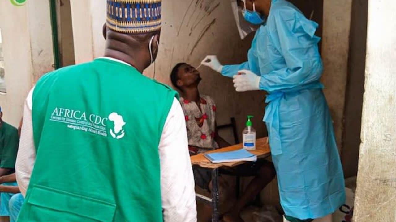 COVID-19 cases in Nigeria go down again