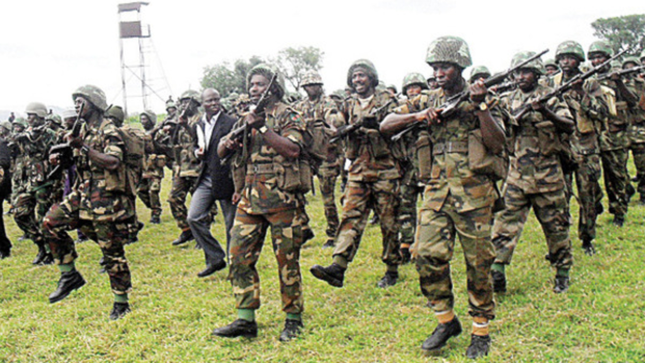 Exercise Crocodile Smile kicks off nationwide Tuesday, says Nigerian Army