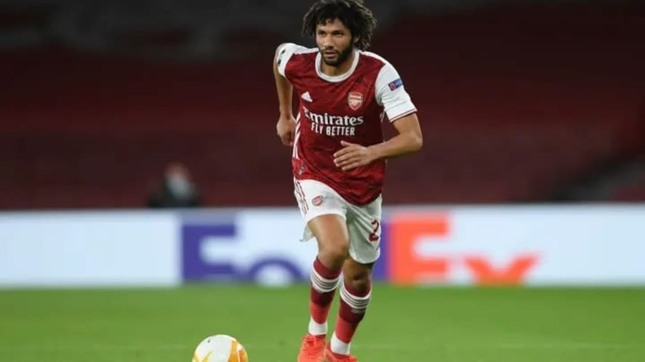 Arsenal set to extend Mohamed Elneny contract