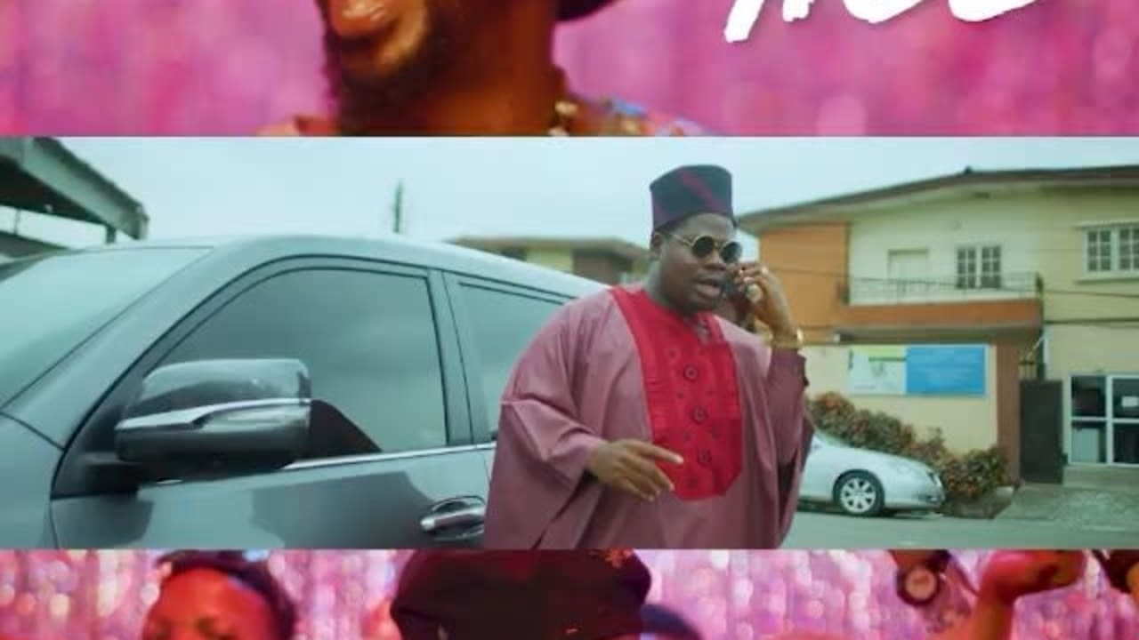 """9ice drops visuals for """"Zaddy"""""""