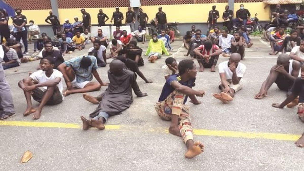 Military arrest 27 cult members in Jos