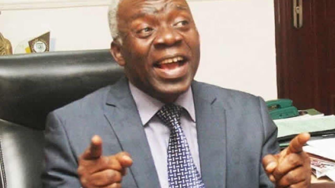 Why FG must leave Sunday Igboho alone now – Falana