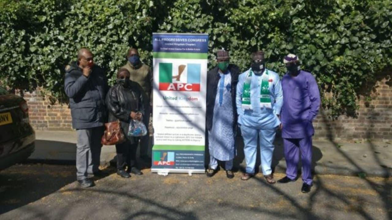 UK trip: APC launches counter-protest against anti-Buhari protesters