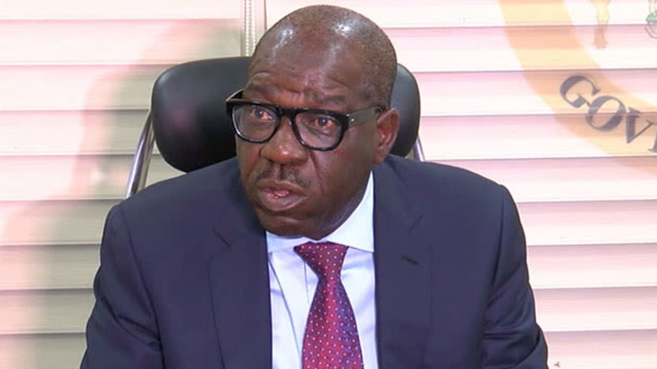 Edo has no funds to host National Sports Festival – Obaseki