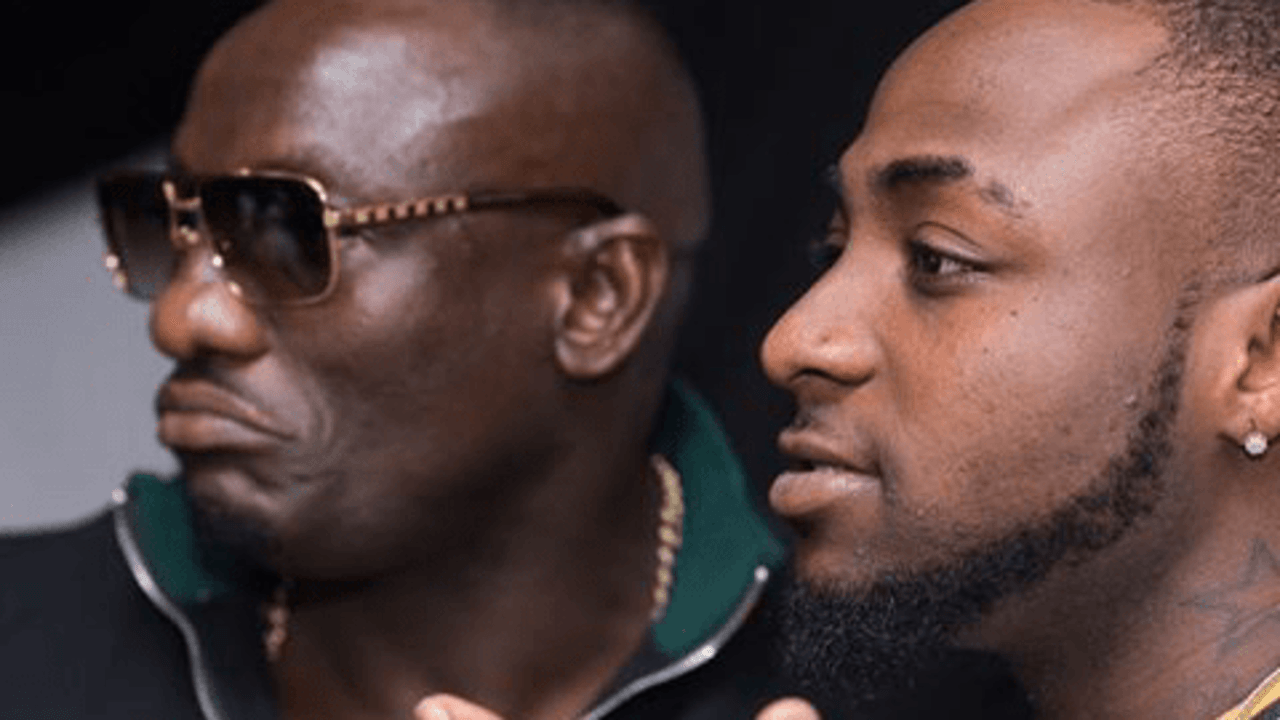 Davido loses friend, Ginimbi to auto crash
