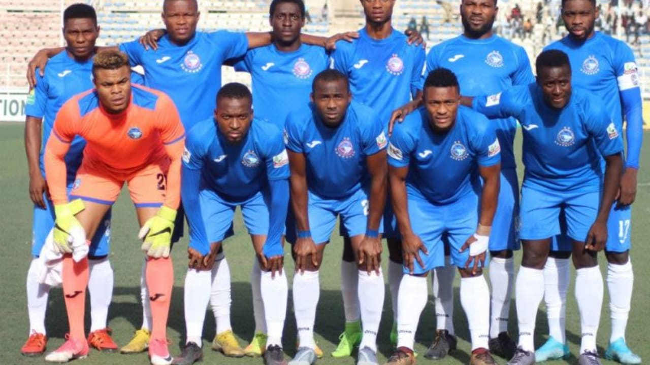 Enyimba grab top spot in CAF Confed Cup Group A