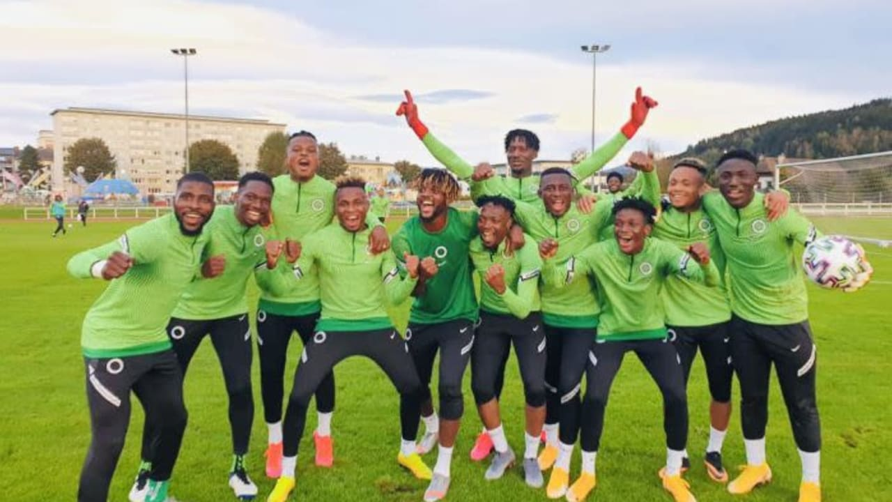AFCON Qualifier: Super Eagles Camp to Open on Monday