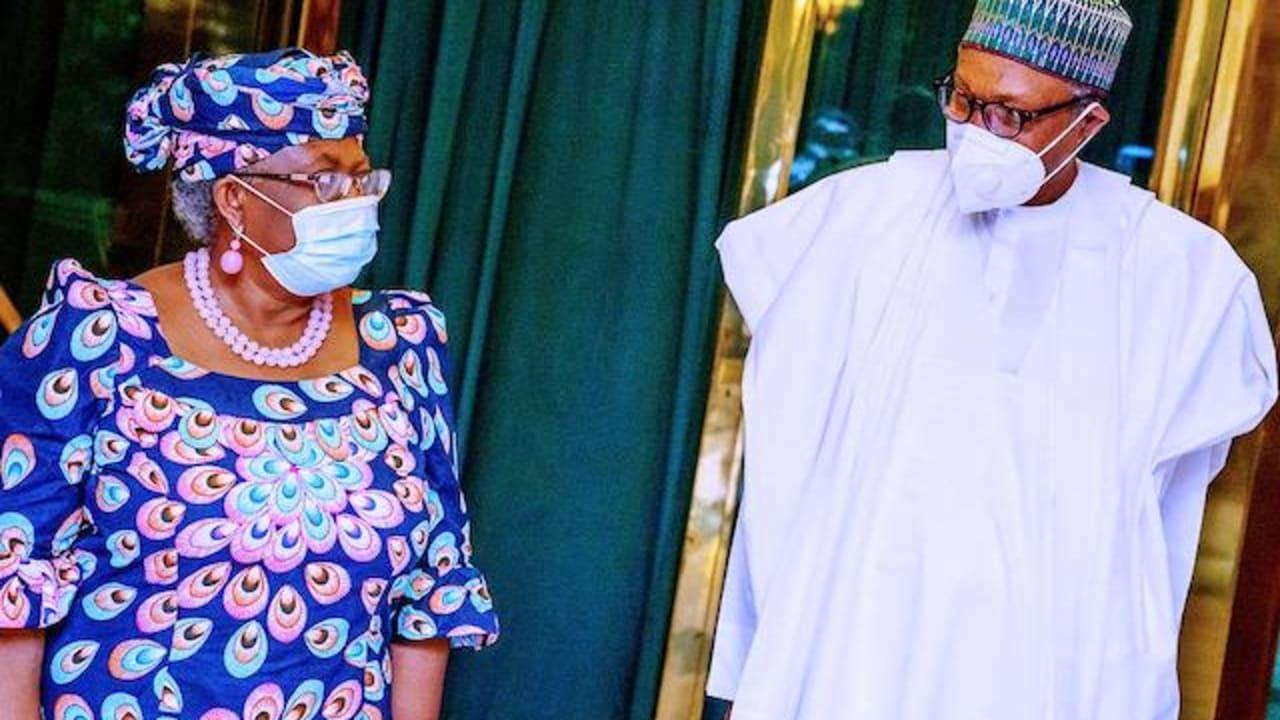 PDP commends Buhari for backing Okonjo-Iweala