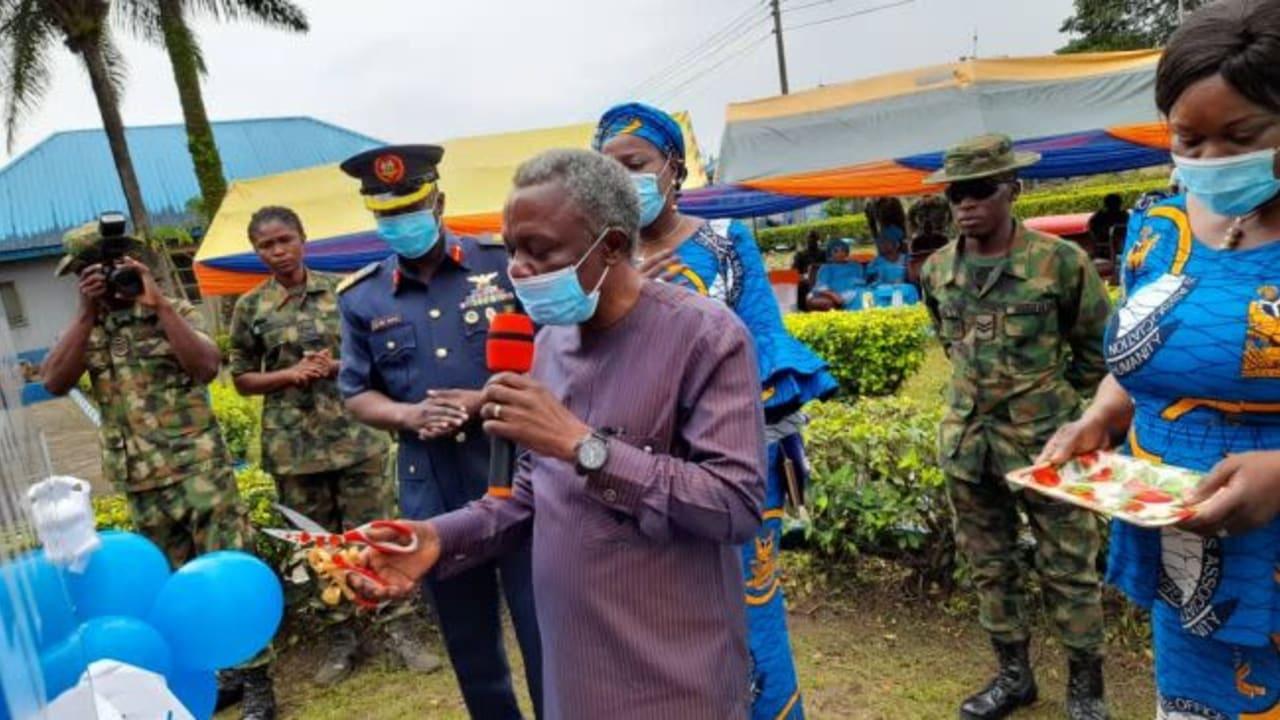 Air Force inaugurates NAFOWA school in Calabar
