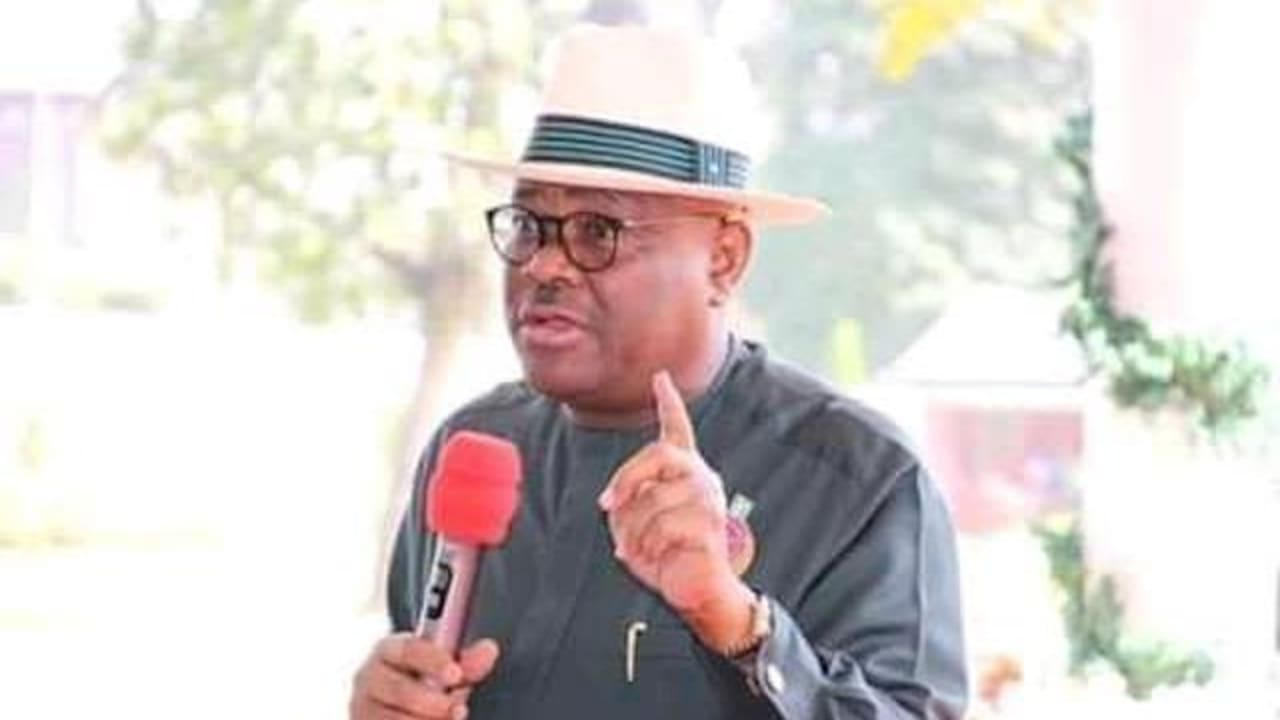 Umahi's defection: Rivers APC sends message to Wike