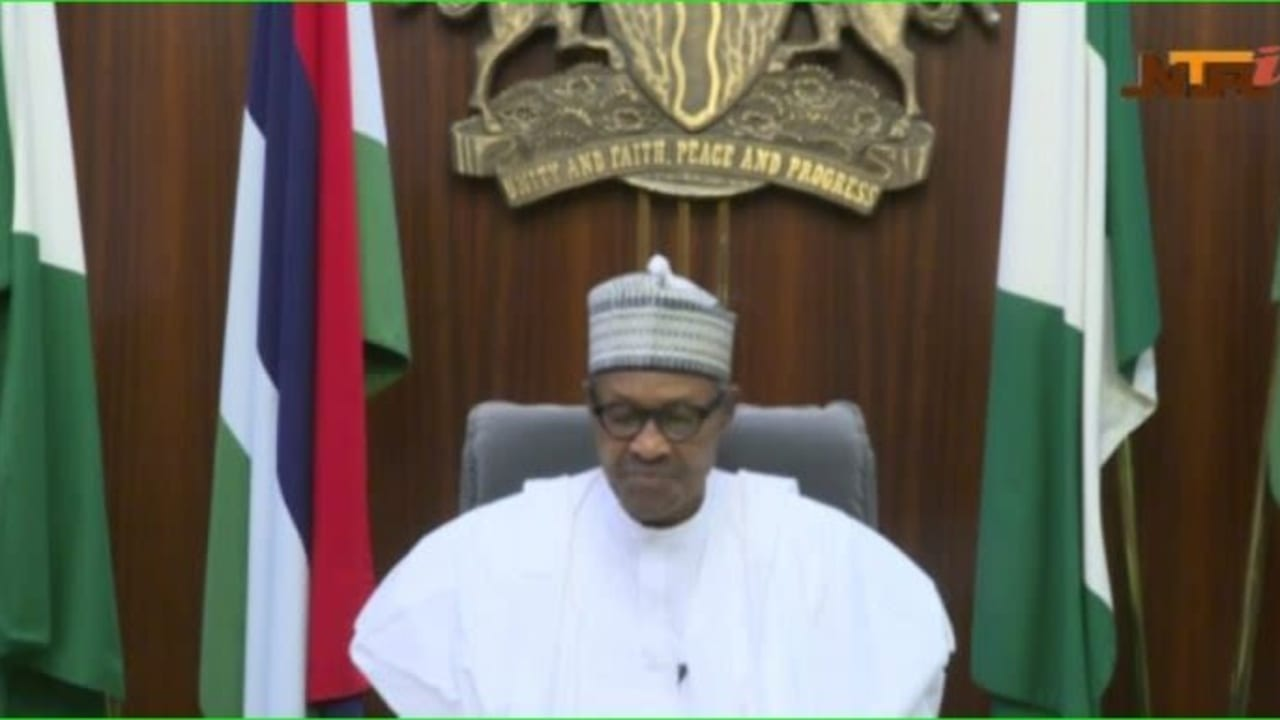 Buhari to Nigerians: Desist from dividing the nation, unity won at great cost