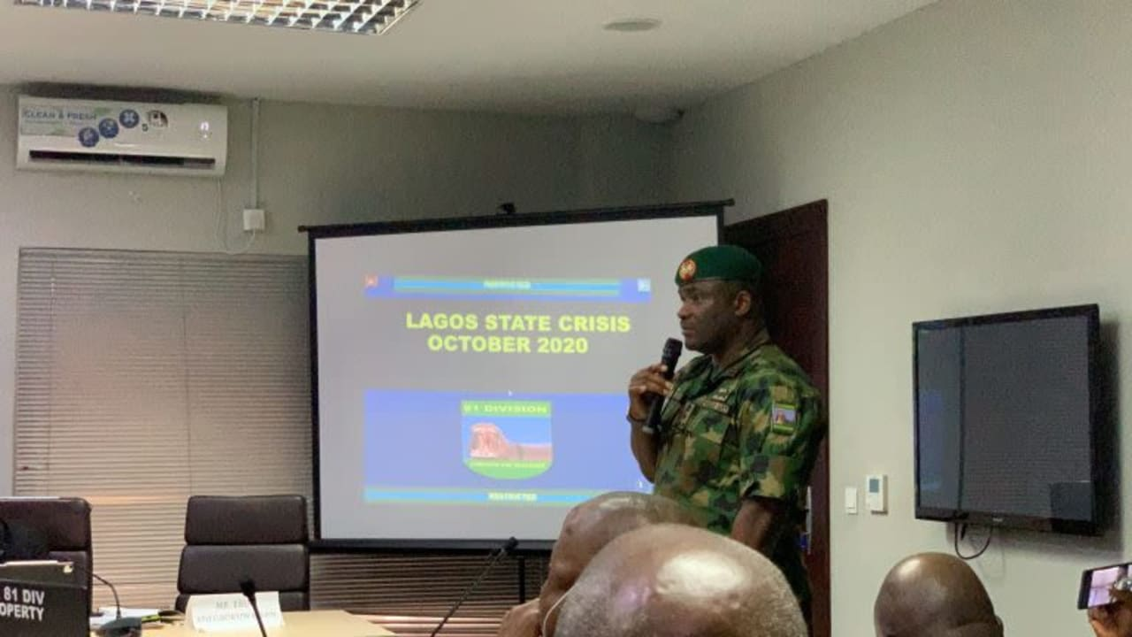 CCTV footage corroborated attack on our personnel – Army
