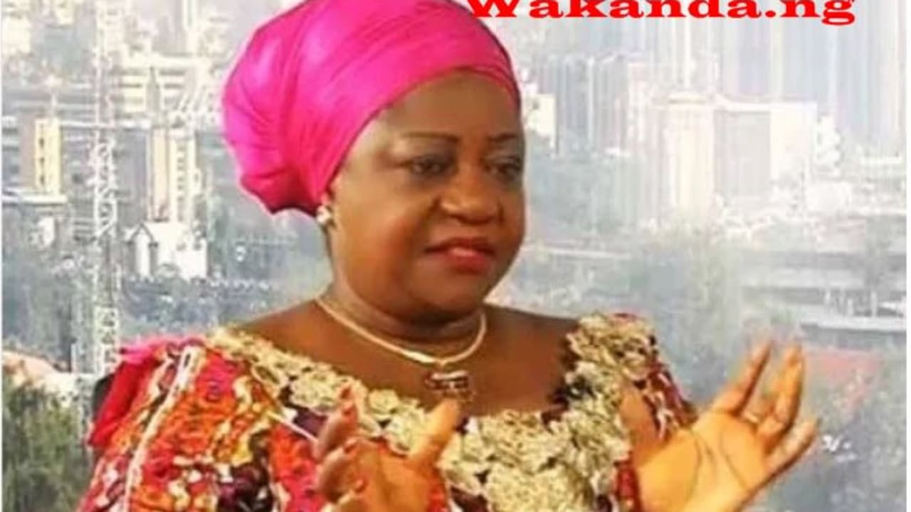 JUST IN: Buhari appoints Lauretta Onochie, three others INEC Commissioners