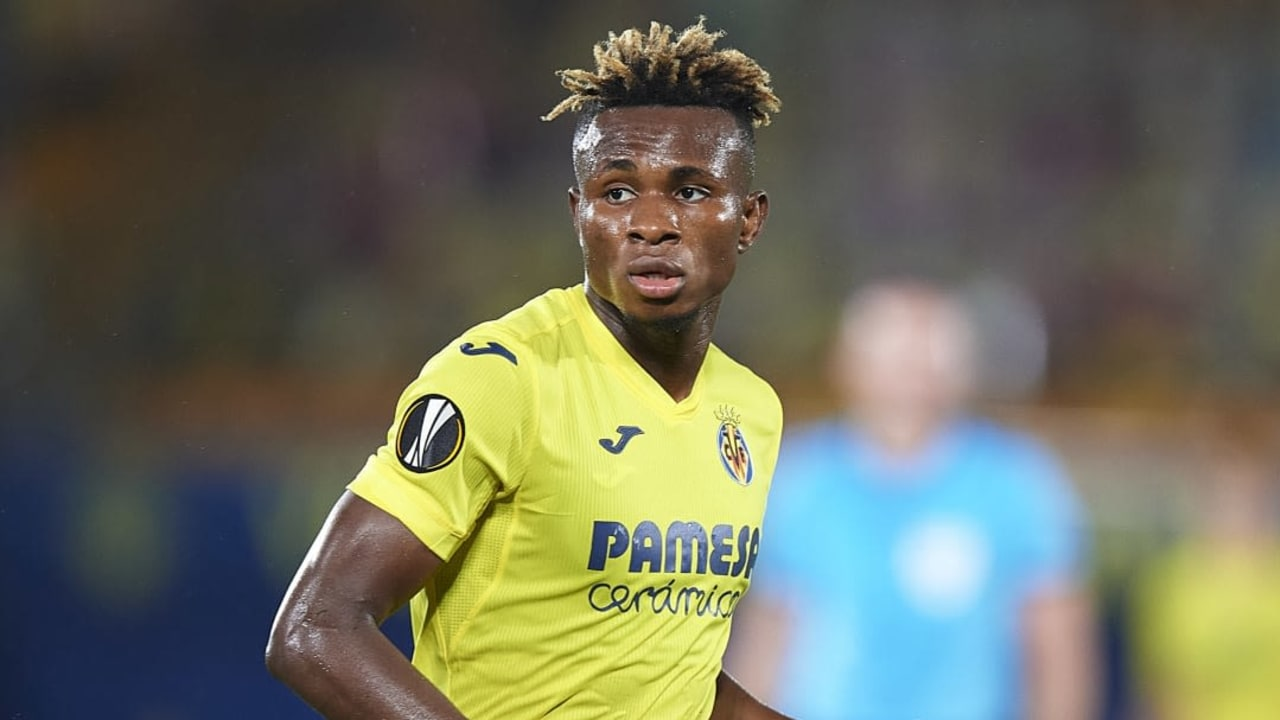 Chukwueze: Man United, Leicester & Everton Are All Interested In Nigerian Winger
