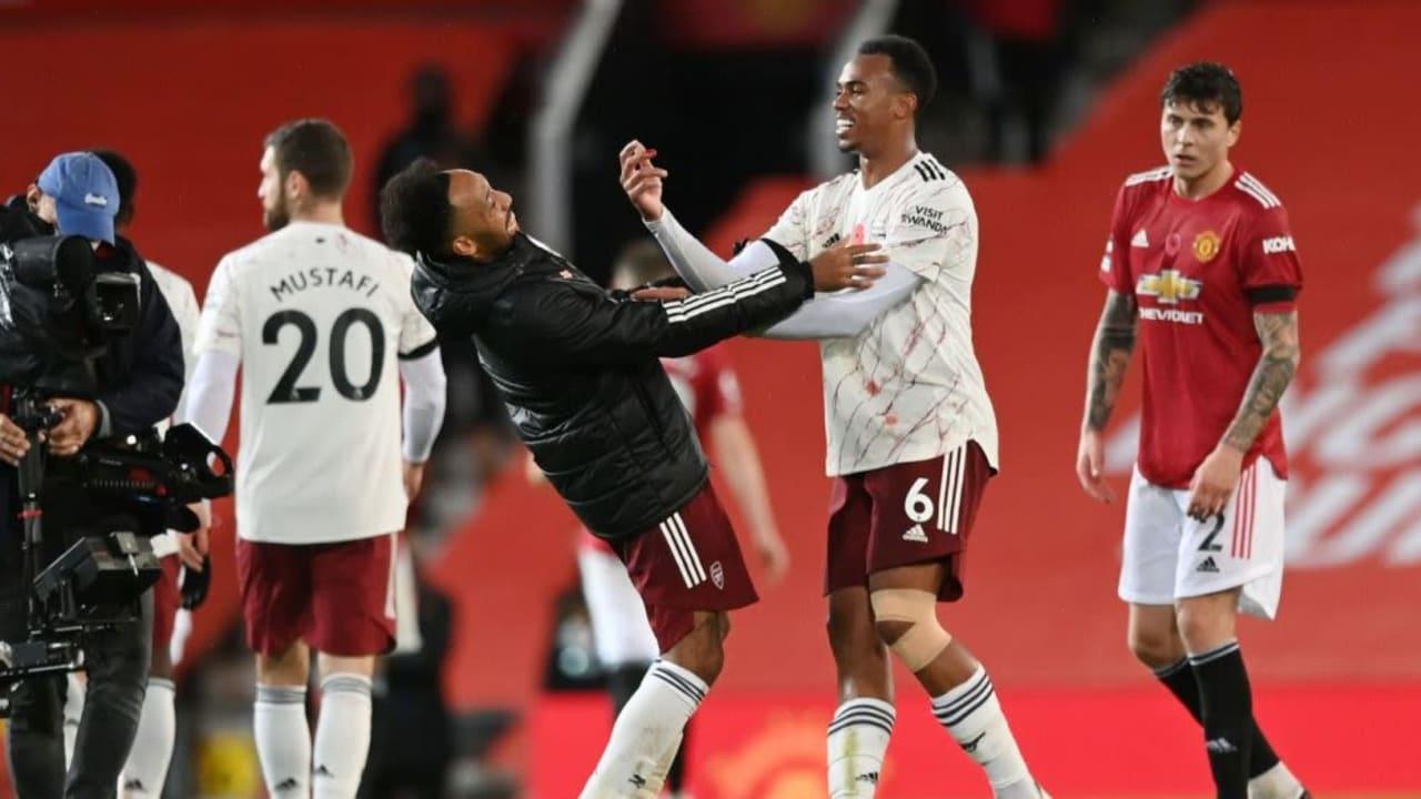 Arsenal break 14-year-old jinx at Old Trafford
