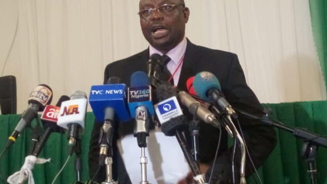 JUST IN: INEC postpones bye-elections indefinitely over #EndSARS protest