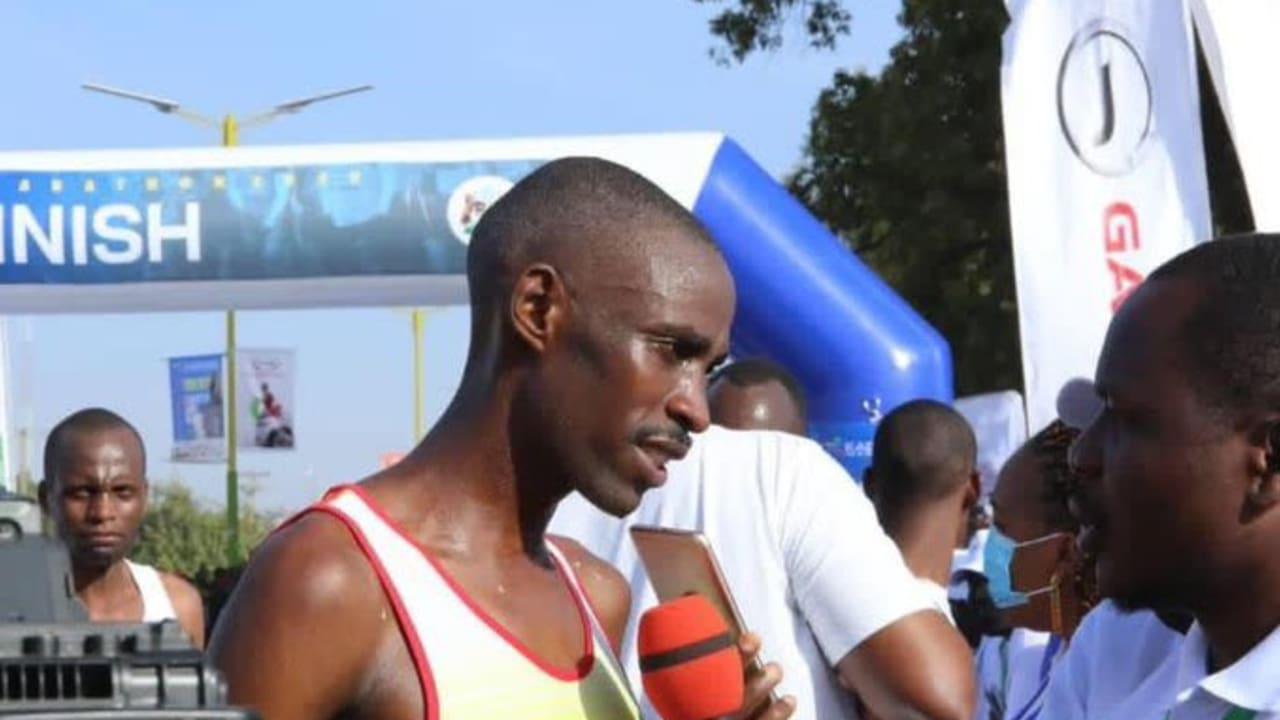 Kenyan John Mburu wins maiden Kaduna Marathon