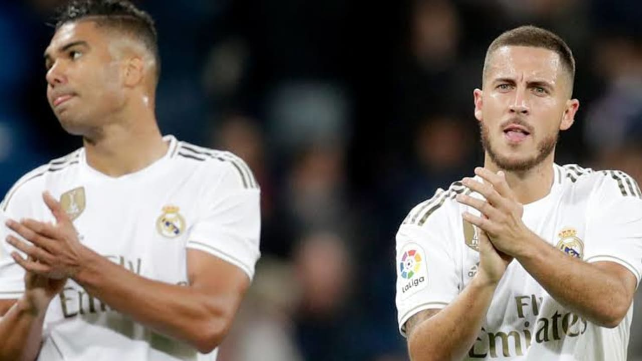 Real Madrid players test positive for coronavirus