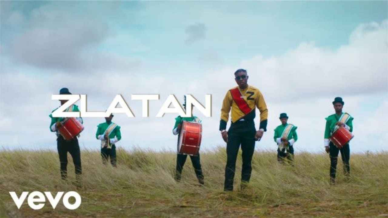 Zlatan releases new video 'Lagos Anthem'