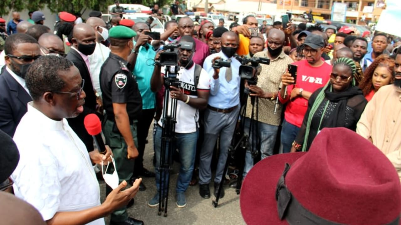 Police brutality: Delta govt. sets up judicial panel of inquiry