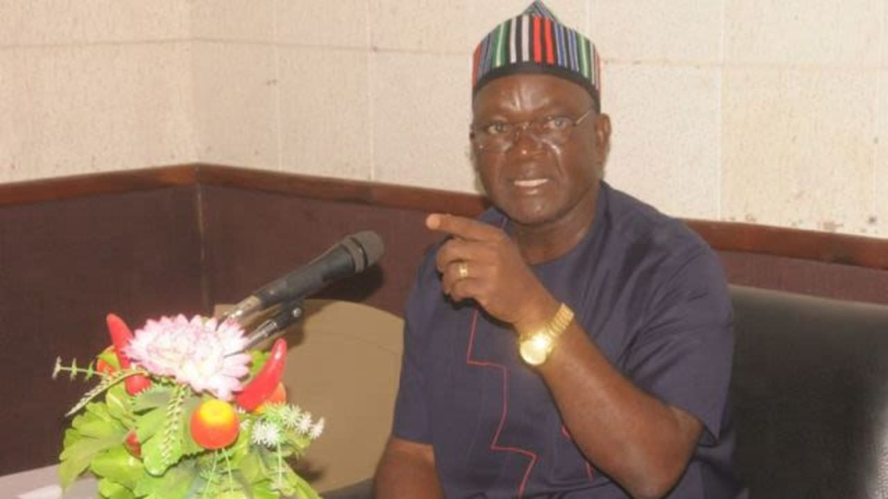 Ortom urges FRSC, BIRS to register vehicles