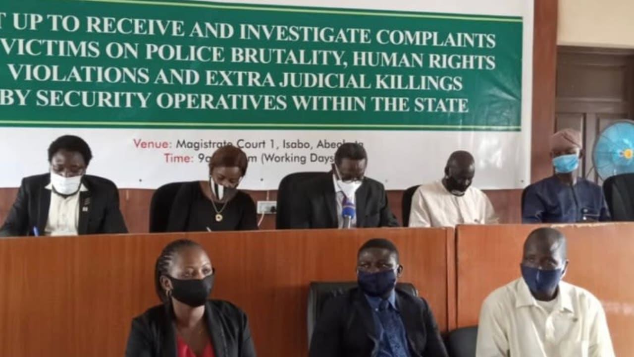 Don't threaten petitioners – Ogun Judicial Panel warns Police