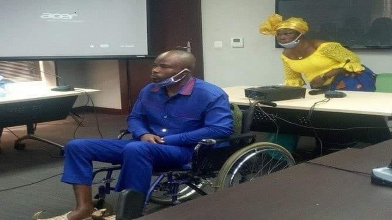 #EndSARS: Justice Okuwobi fumes at police counsels