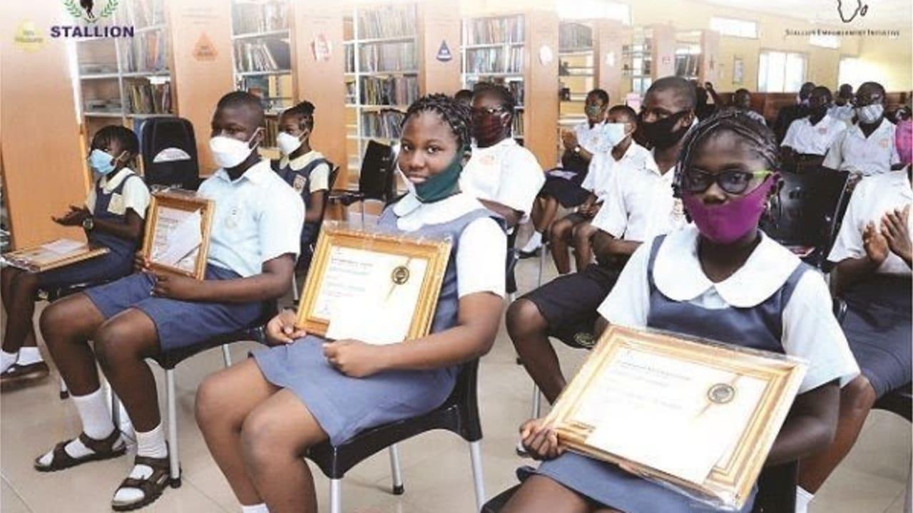 21 Pupils get Stallion Group scholarship