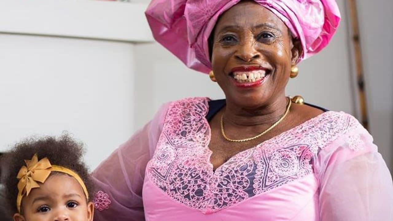 Nollywood star Ufuoma McDermott celebrates mum at 67
