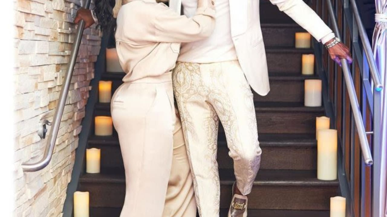 Kirk Franklin marks 25th anniversary with wife Tammy