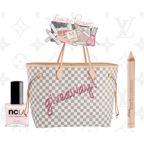 Louis Vuitton Love for Lacquer Giveaway