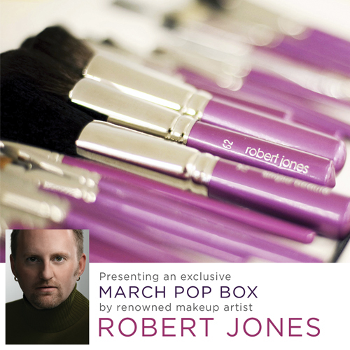 Robert Jones March Pop Box
