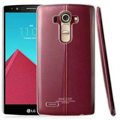 Imak Crystal 2 Clear Ultra Thin Hard Case LG G4