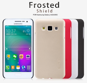 nillkin hard case samsung galaxy a3 super frosted shield