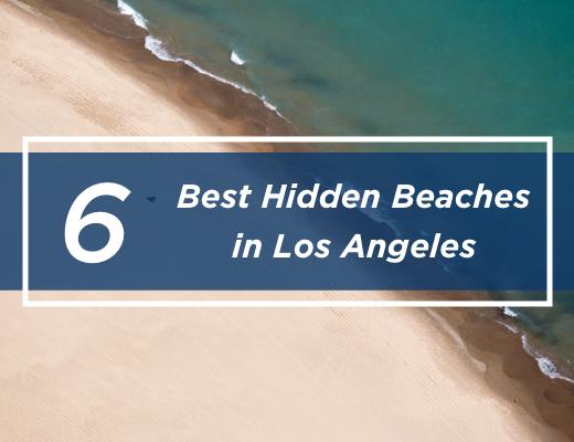 hidden beaches los angeles