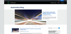 ihs markit automotive blog