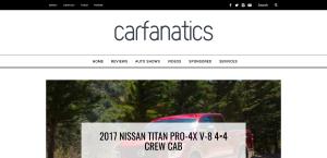 Car Fanatics Blog