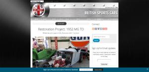 British Sports Cars Blog
