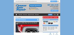 cannon auto repair